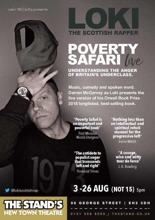 Poverty Safari Live - image
